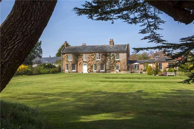 7 Bedrooms Detached House for sale in Scholards Lane, Ramsbury, Marlborough, Wiltshire, SN8