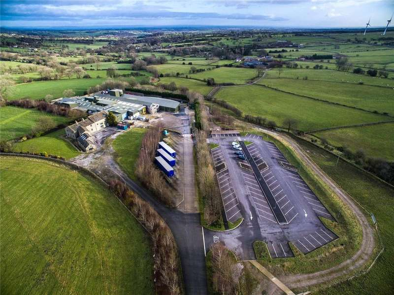 Farm Commercial for sale in Springfield Farm, Cold Cotes Road, Harrogate, North Yorkshire, HG3