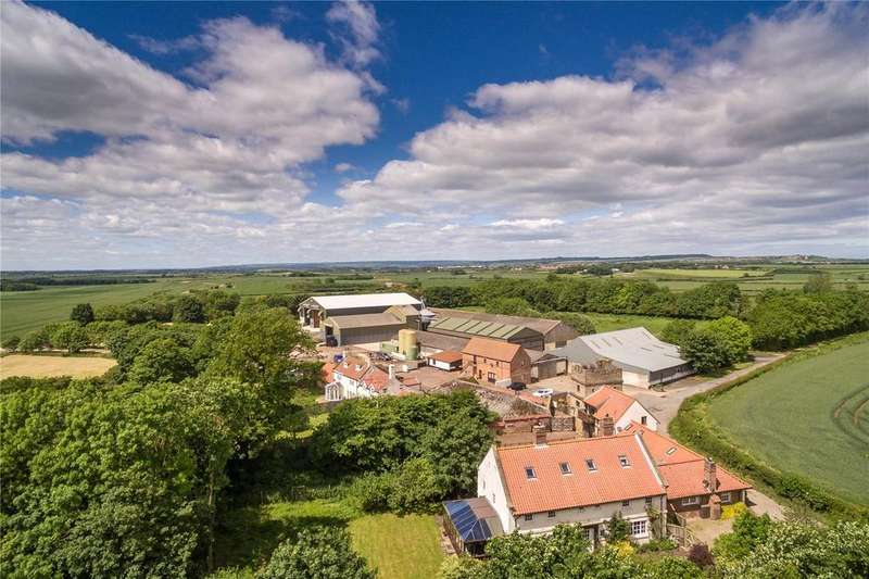 6 Bedrooms Farm Commercial for sale in Lingholm Farms, Lebberston, Scarborough, North Yorkshire, YO11