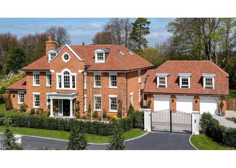 6 Bedrooms Detached House for sale in High Warren, The Warren, Ashtead, Surrey, KT21