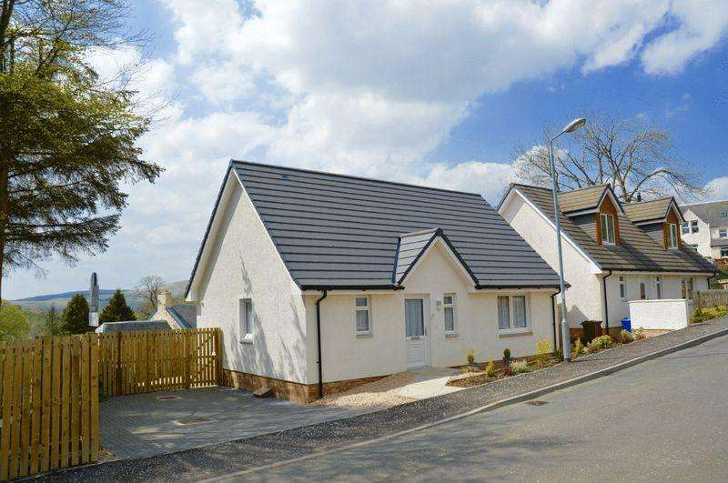 3 Bedrooms Detached House for sale in Melling Terrace, Dallmellington
