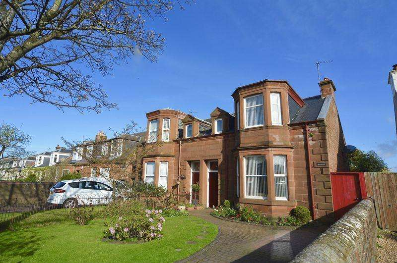 4 Bedrooms Semi-detached Villa House for sale in Whitletts Road, Ayr