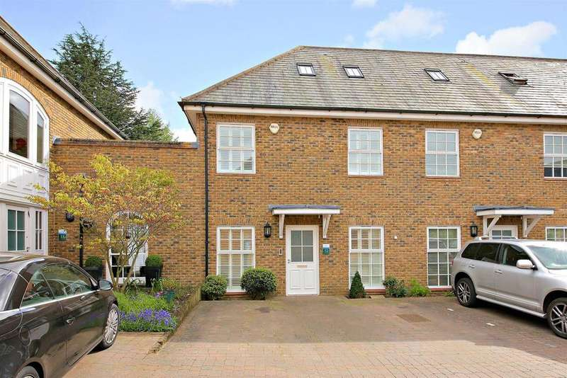 4 Bedrooms Terraced House for sale in The Stables, Broadfield Way, Aldenham