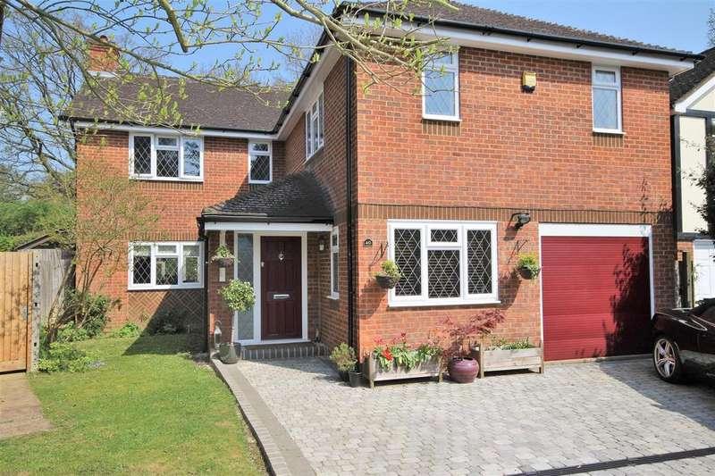 5 Bedrooms Detached House for sale in Hazel Road, Park Street, St. Albans