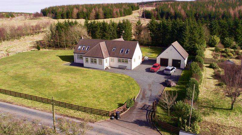 4 Bedrooms Detached Villa House for sale in Troweir, Kerse Square, Near Patna
