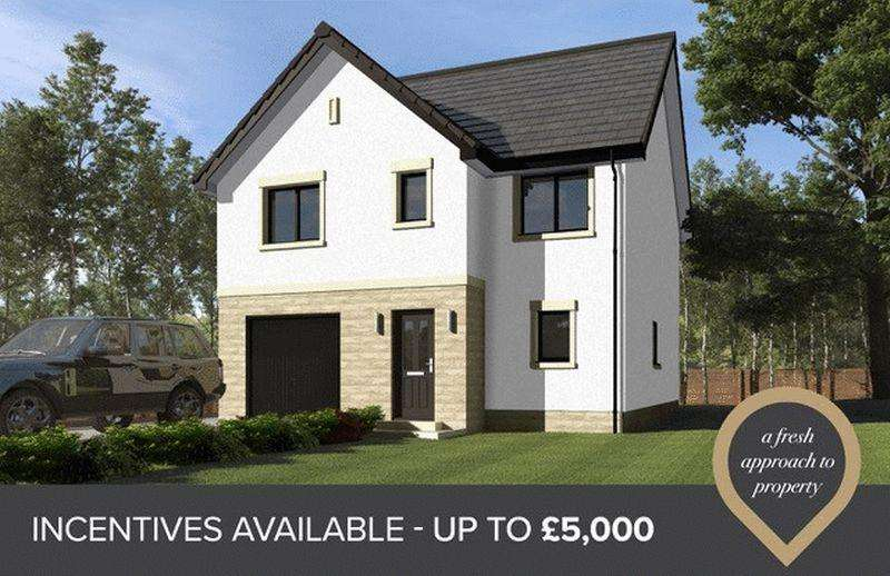 4 Bedrooms Detached Villa House for sale in Plot 5, Bowfield Road, West Kilbride