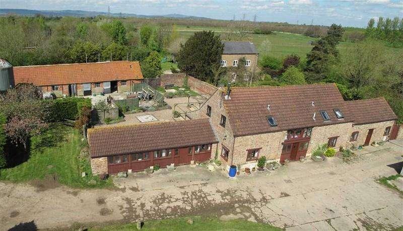 6 Bedrooms Barn Conversion Character Property for sale in Ryalls Lane, Cambridge, Slimbridge
