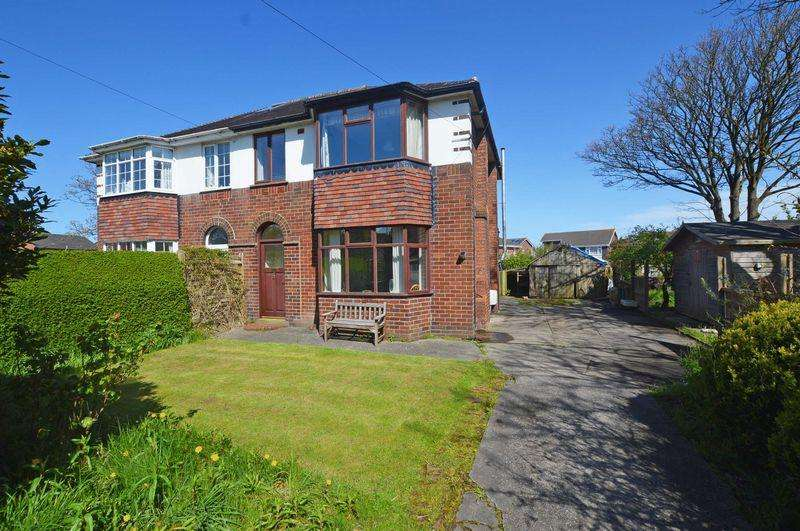 3 Bedrooms Semi Detached House for sale in Whiteholme Road, Thornton-Cleveleys, FY5 3HX