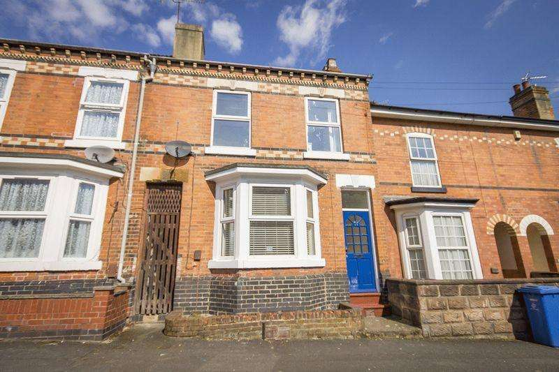 3 Bedrooms Terraced House for sale in Warner Street, Derby