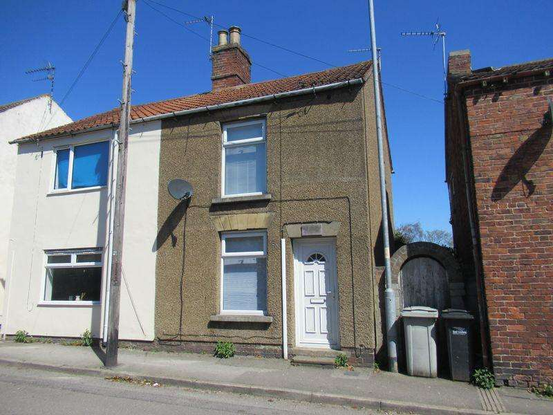 2 Bedrooms Semi Detached House for sale in High Street, Hogsthorpe, Skegness