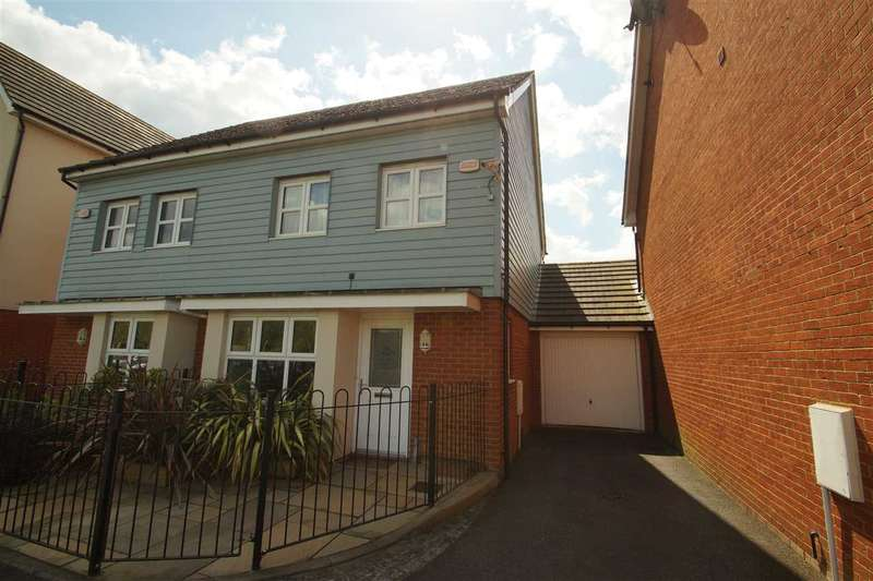 3 Bedrooms Semi Detached House for sale in Ashmount Crescent, Cippenham