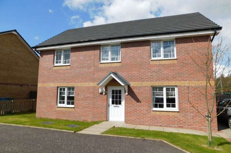 4 Bedrooms Detached House for sale in Wilkie Drive, Motherwell, ML1