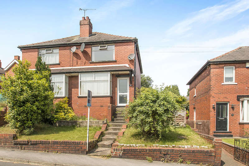 2 Bedrooms Semi Detached House for rent in Old Road, Churwell,Morley, Leeds, LS27