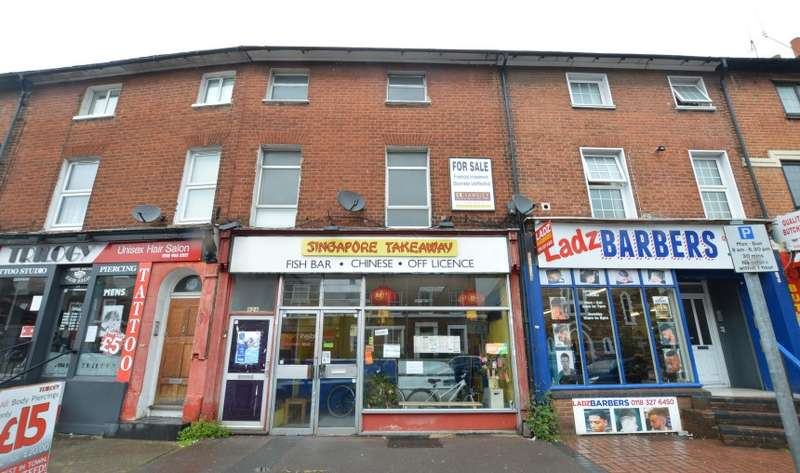 4 Bedrooms Mixed Use Commercial for sale in Oxford Road, Reading, Berkshire, RG1 7LJ