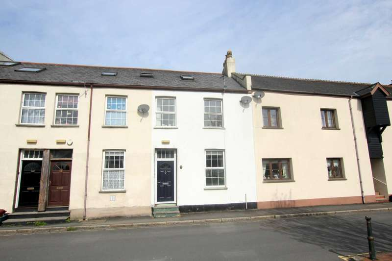 3 Bedrooms Terraced House for sale in Rolle Quay, Barnstaple