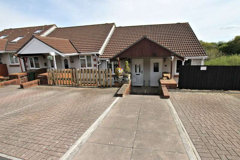 2 Bedrooms Terraced House for sale in Coombe Way, Kings Tamerton, PL5 2HB