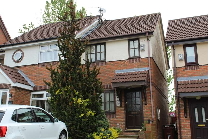 2 Bedrooms Terraced House for sale in Jasmine Court Huyton L36