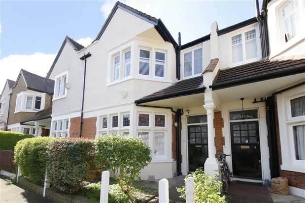 5 Bedrooms Terraced House for sale in Pickwick Road, Dulwich