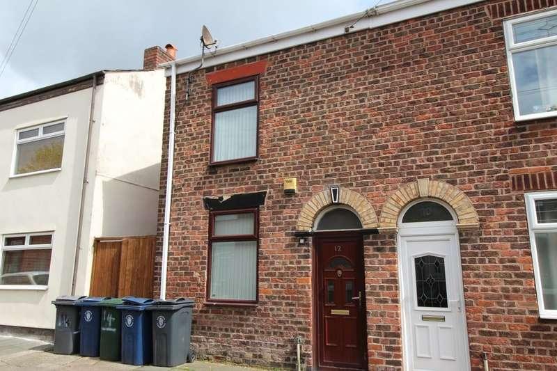 2 Bedrooms Property for sale in Barnes Road, Skelmersdale, WN8