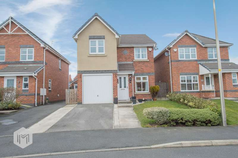 3 Bedrooms Detached House for sale in Fairman Drive, Hindley, Wigan, WN2