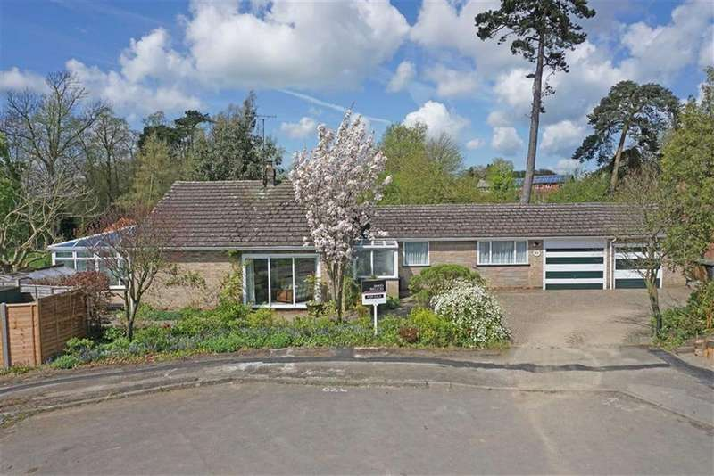 3 Bedrooms Bungalow for sale in Weskers Close, Clipston, Market Harborough