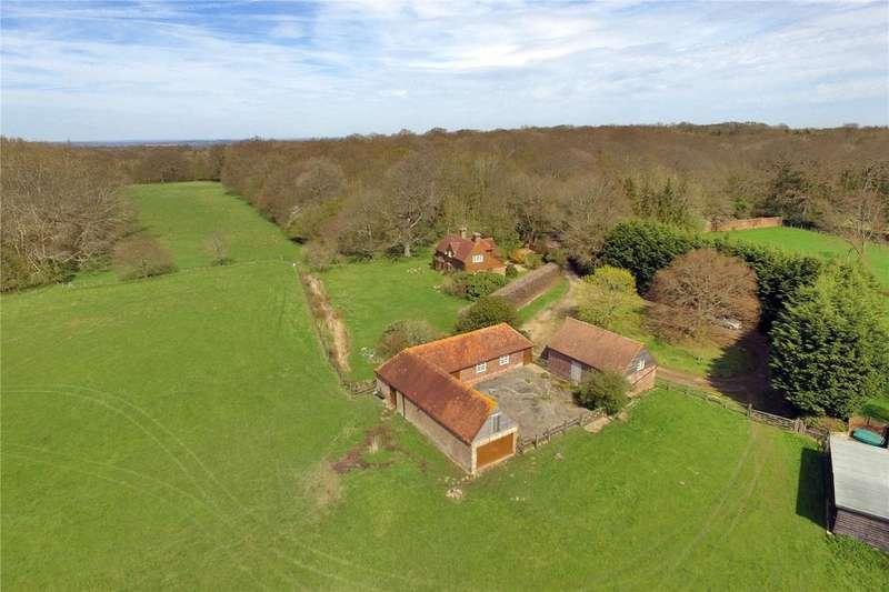 3 Bedrooms Unique Property for sale in Starvecrow Lane, Peasmarsh, Rye, East Sussex, TN31