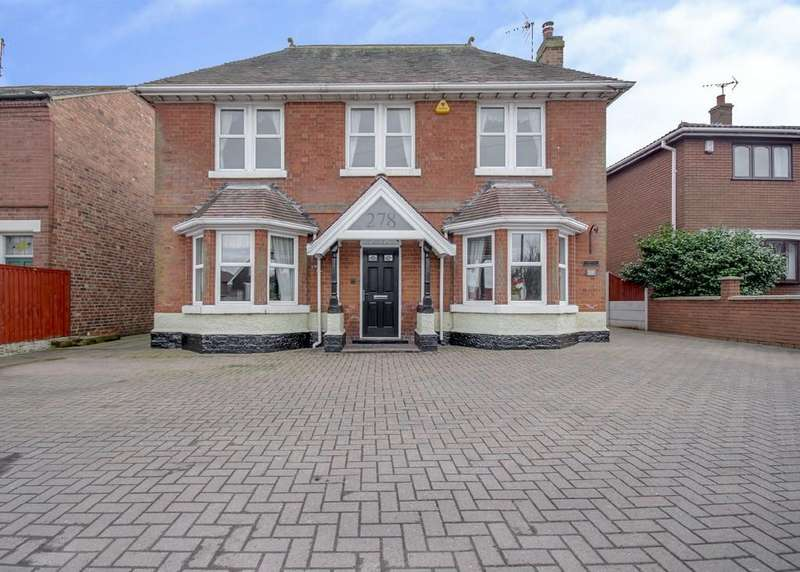 3 Bedrooms Detached House for sale in Derby Road, Sandiacre