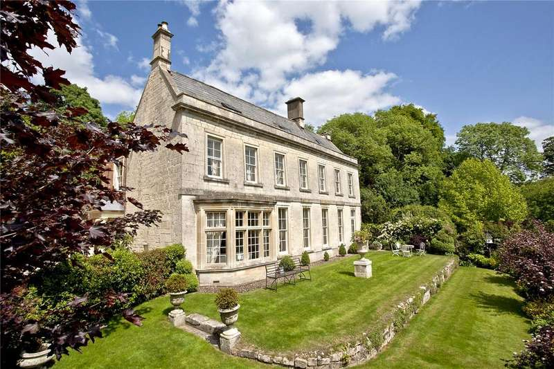 7 Bedrooms Semi Detached House for sale in Slad Road, Stroud, Gloucestershire, GL5