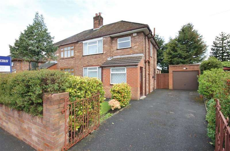 3 Bedrooms Semi Detached House for sale in Mayfield Avenue, Widnes, WA8 8PP
