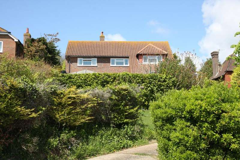 3 Bedrooms Detached House for sale in Hillside, East Dean BN20