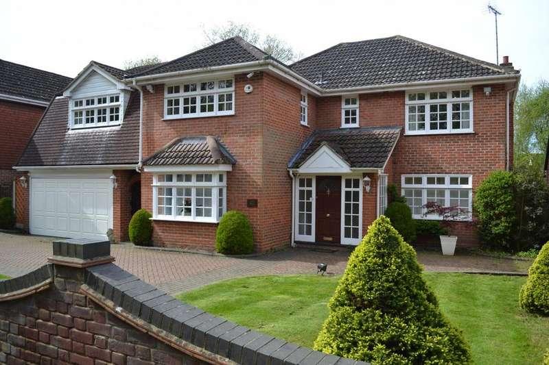 6 Bedrooms Detached House for sale in Potash Road, Billericay, Essex, CM11