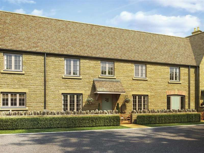 4 Bedrooms Terraced House for sale in Randwick House, Bentham, Gloucester