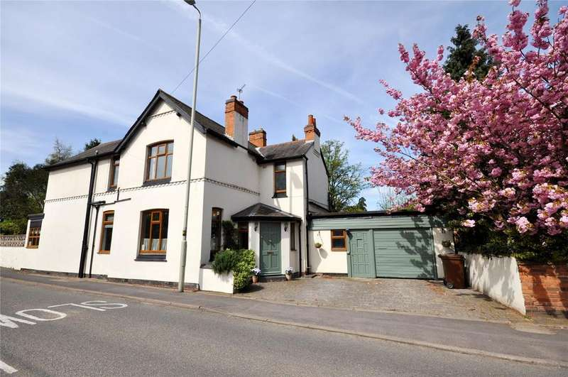3 Bedrooms Detached House for sale in Melton Road, Rearsby, Leicestershire