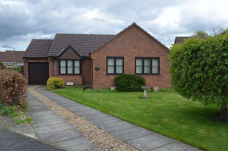 3 Bedrooms Detached Bungalow for sale in Clement Close, Branston