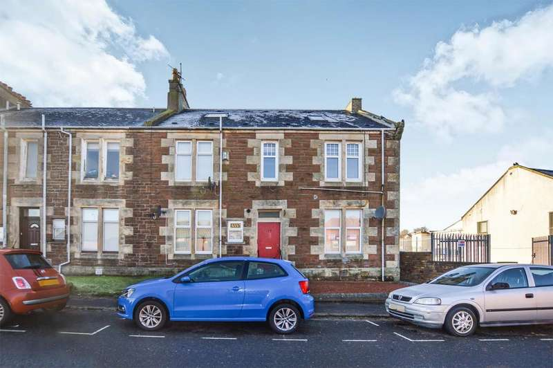 1 Bedroom Ground Flat for sale in G/L, 17 Ashgrove Road, Kilwinning, KA13 6NX