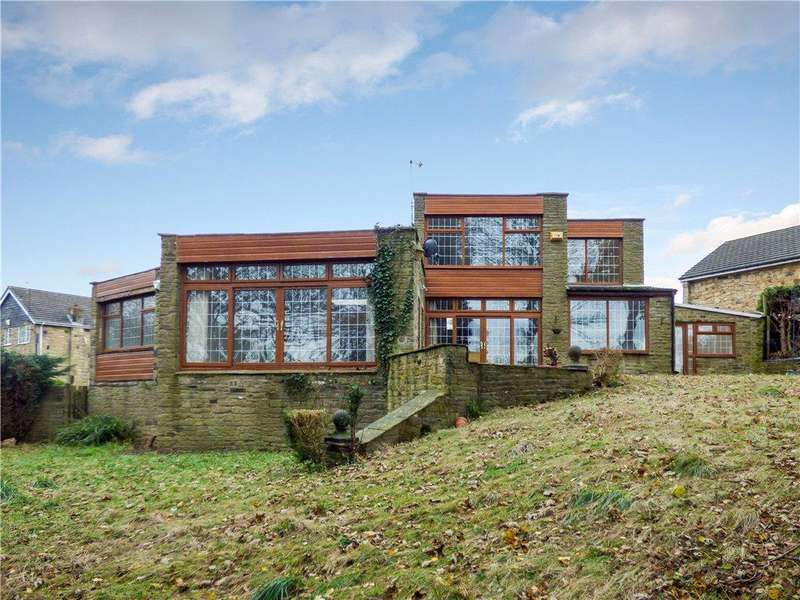 4 Bedrooms Detached House for sale in New Close Road, Nab Wood, Shipley, West Yorkshire