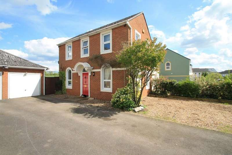 3 Bedrooms Semi Detached House for sale in The Comfrey, Aylesbury