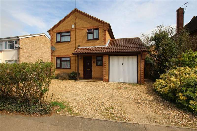 3 Bedrooms Detached House for sale in Sun Street, Biggleswade, SG18