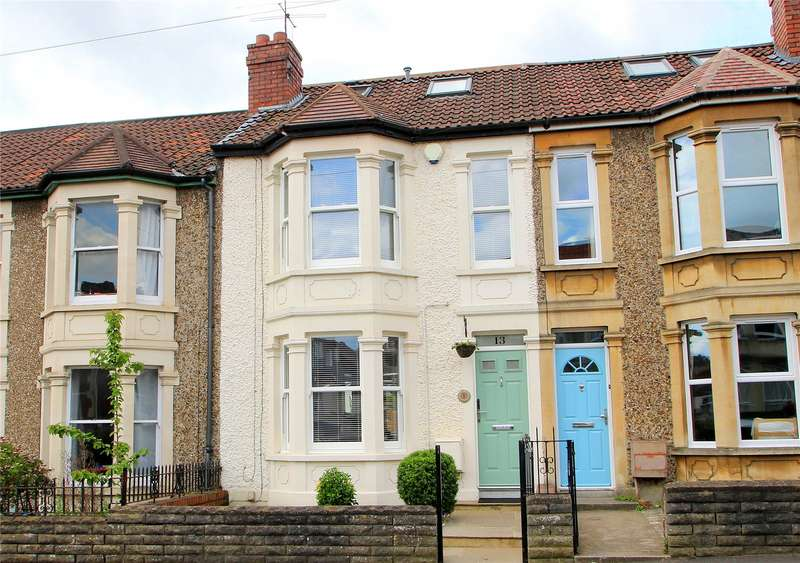 4 Bedrooms Terraced House for sale in Almorah Road Victoria Park BRISTOL BS3