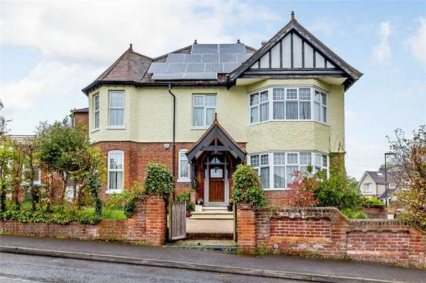 8 Bedrooms Detached House for sale in Highfield Crescent, Southampton, Hampshire