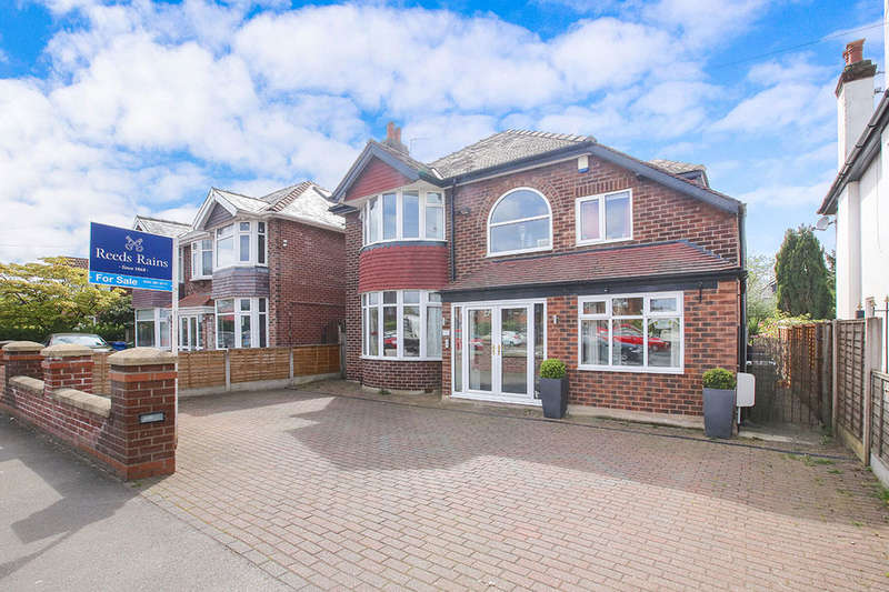 4 Bedrooms Detached House for sale in Kingsway, Gatley, Cheadle, SK8
