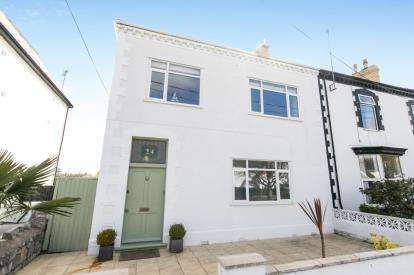 4 Bedrooms Semi Detached House for sale in Sea Road, Abergele, Conwy, North Wales, LL22