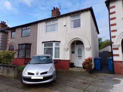 3 Bedrooms Semi Detached House for sale in Woodsorrel Road, Wavertree, Liverpool, Merseyside, L15