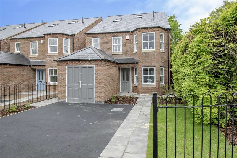 5 Bedrooms Detached House for sale in Mulberry Close, Beeston, Nottingham