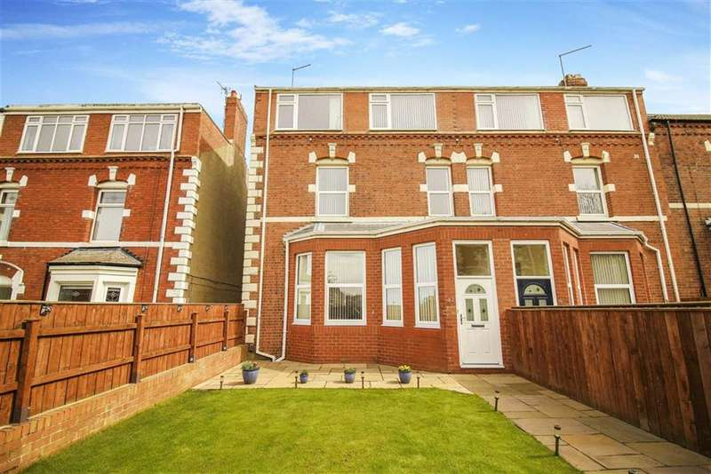 5 Bedrooms Terraced House for sale in Victoria Avenue, Whitley Bay, Tyne And Wear