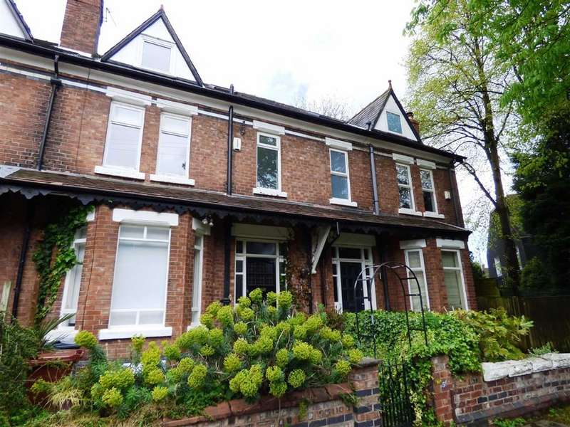 5 Bedrooms Terraced House for sale in Burton Avenue, Didsbury, Manchester, M20