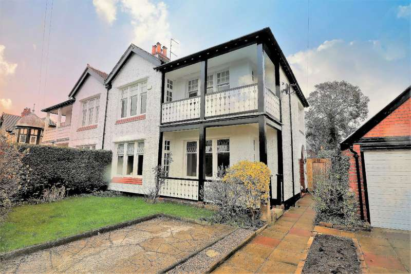 5 Bedrooms House for sale in Rolleston Drive, Wallasey, CH45 6XQ