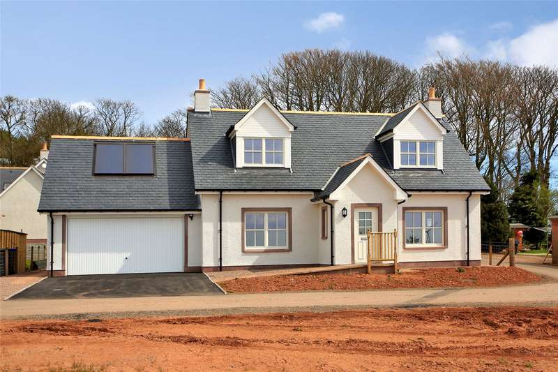 4 Bedrooms Detached House for sale in 2 Nether Tulloch, Laurencekirk, Aberdeenshire, AB30