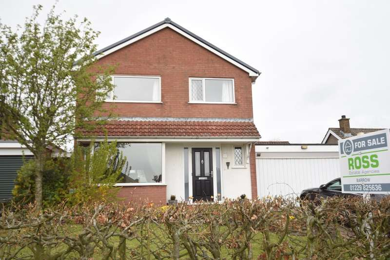 3 Bedrooms Detached House for sale in Dalton Lane, Barrow-in-Furness
