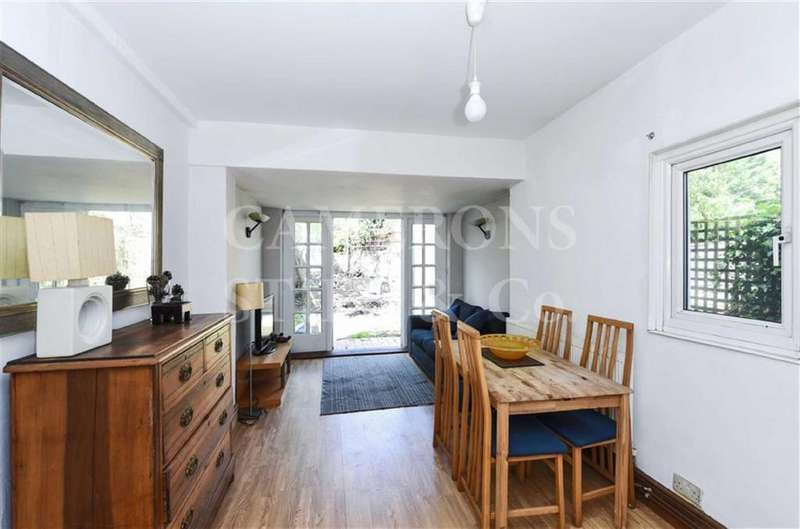 2 Bedrooms Flat for sale in Clarence Road, Kilburn, London, NW6